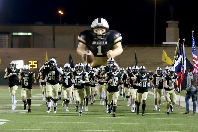 The Amarillo Sandies enter Memorial Stadium in Wichita Falls Friday night ready to take on the Colleyville Panthers in Friday night action.