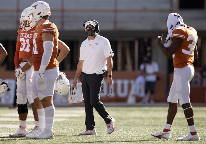 Texas' 2021 recruiting class is ranked 17th in the country with less than two months to go before national signing day. The Horns signed three straight top-10 classes in 2018, 2019 and 2020.