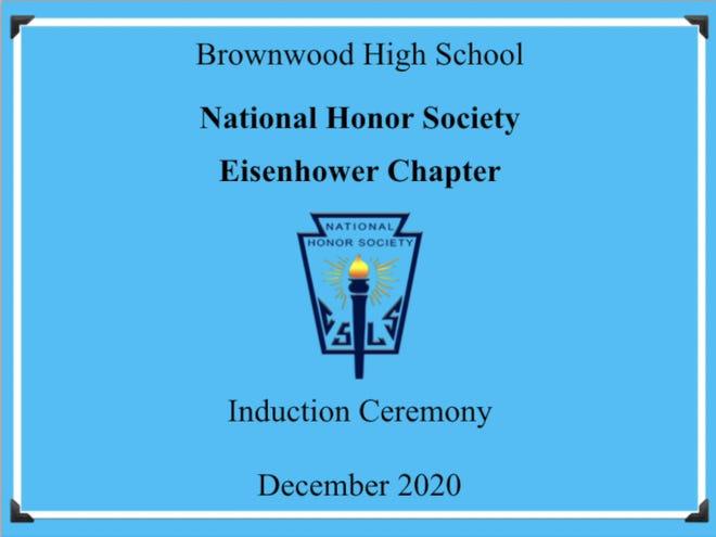 BHS National Honor Society