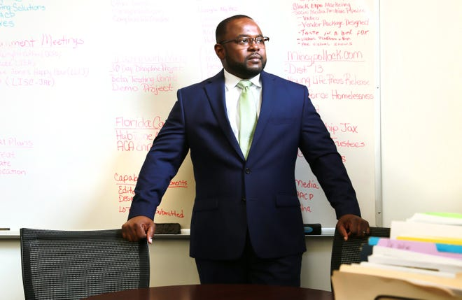 "Mincy Pollock, the founder and CEO of Florida Care Insurance and the Pollock Group, said Black-owned businesses operate too often ""in silos"" and don't have economic connections to bigger corporations and markets. He said he expects a new JAX Chamber program called the Lewis and White Business League, named after two pioneering Jacksonville figures, will open the door to forging those links."