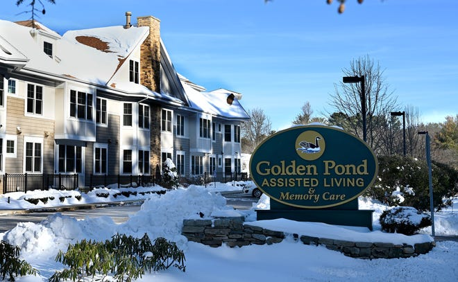 Golden Pond Assisted Living and Memory Care in Hopkinton.