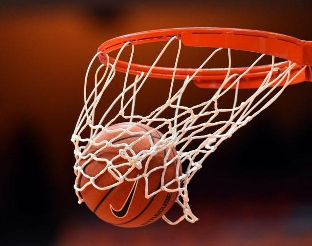 Friday's basketball scores