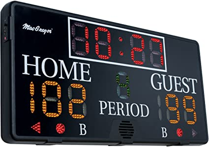 Local scoreboard