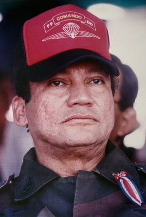 On Dec. 20, 1989, the United States launched Operation Just Cause, sending troops into Panama to topple the government of Gen. Manuel Noriega.