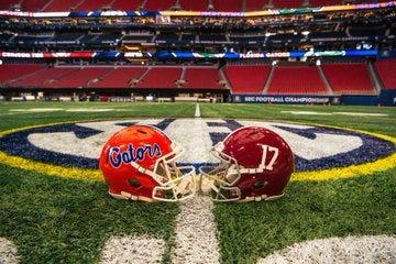 Florida vs. Alabama in Atlanta for SEC Championship Game
