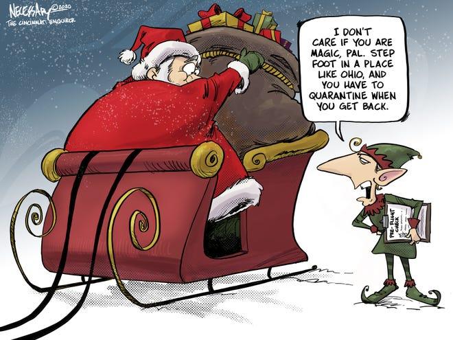 It's Necessary, Santa