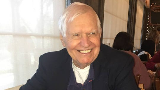 "Alonzo ""Lon"" T. Adams II in 2019. Adams created the recipe for Slim Jim snacks. He died Nov. 28, 2020."