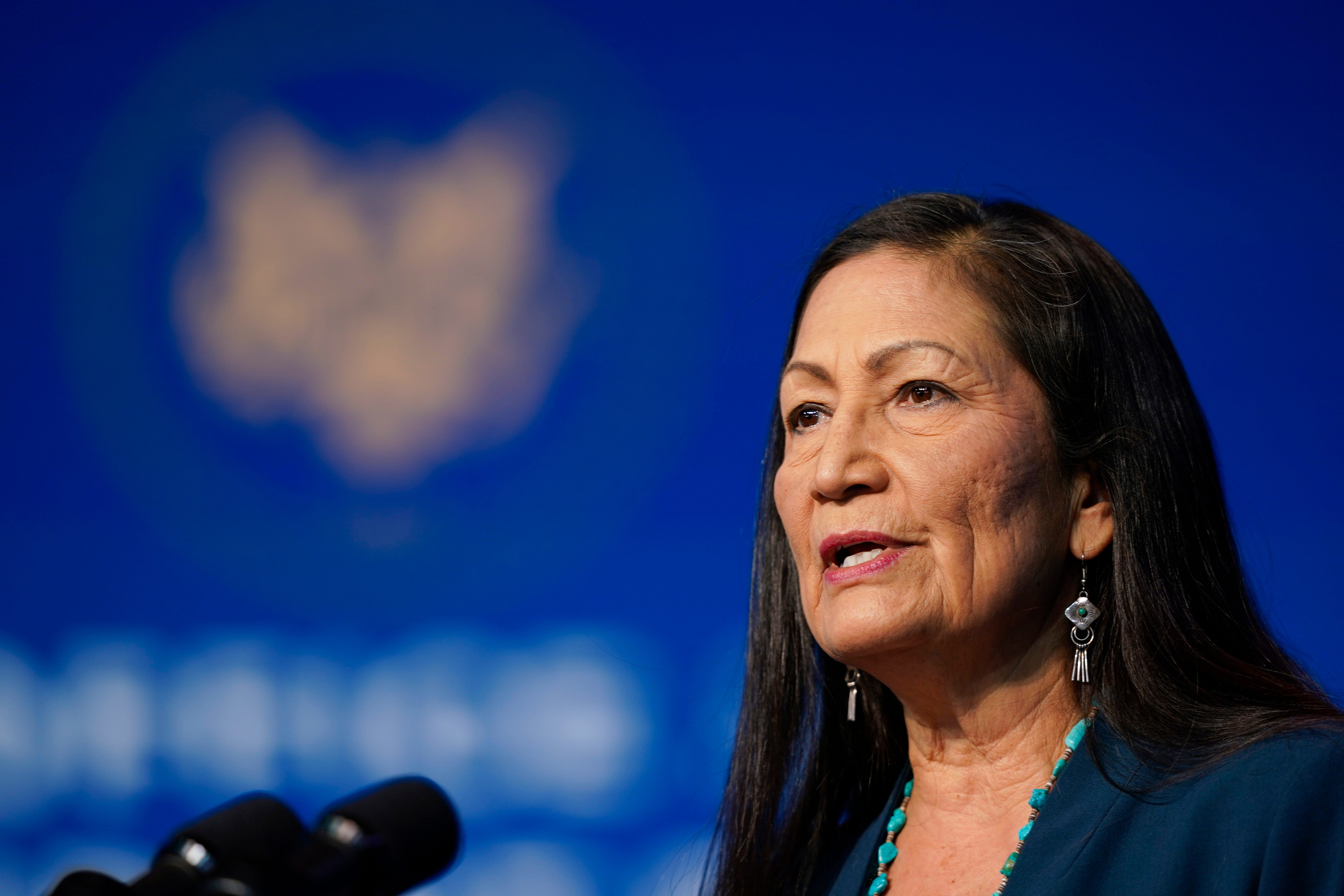 Interior nominee Haaland vows 'balance' on energy, climate 2