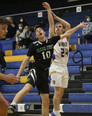 Ontario's Kolten Kurtz could be the X-Factor for the Warriors on Friday night.