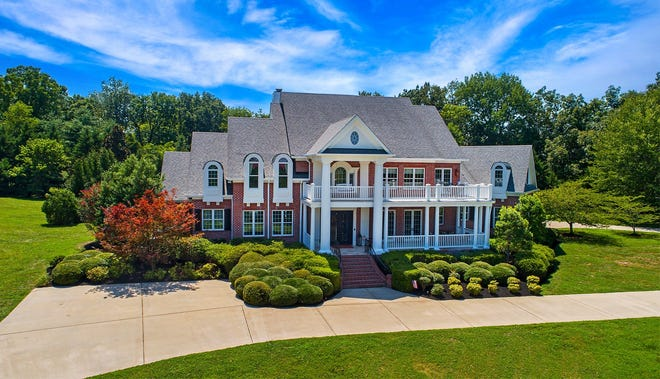 Sumner County's ninth most expensive home is at 2540 Long Hollow Pike in Hendersonville.