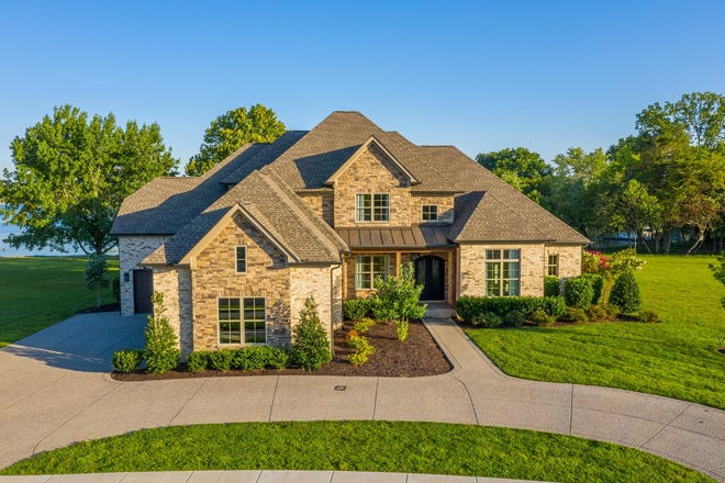 Sumner County's fifth most expensive home is at 112 Bell Harbor Drive in Hendersonville.