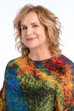Michele Weldon in Chicago, Illinois im März 2020.