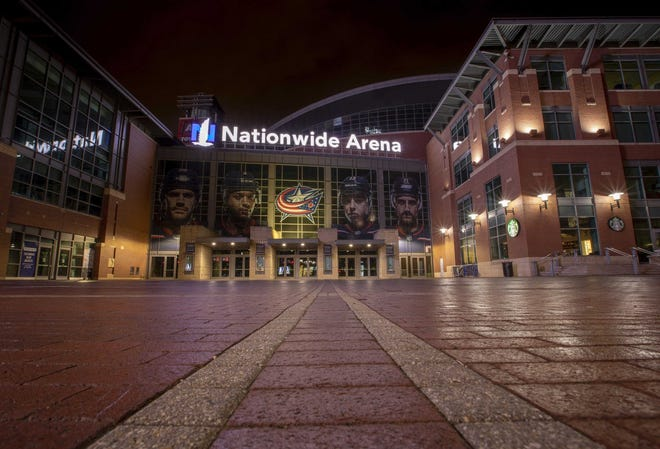 Nationwide Arena will be bustling with hockey activity soon after the NHL and the NHLPA agreed on a deal to play the season.