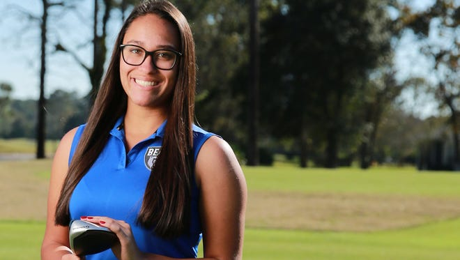 Elizabeth Kondal of Bartram Trail won two 18-hole tournaments and finished solo second in the Class 3A state tournament.