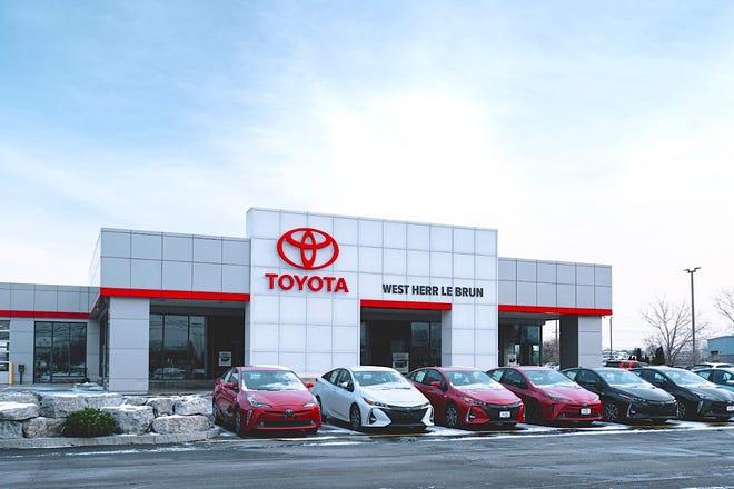 West Herr LeBrun Toyota in Canandaigua