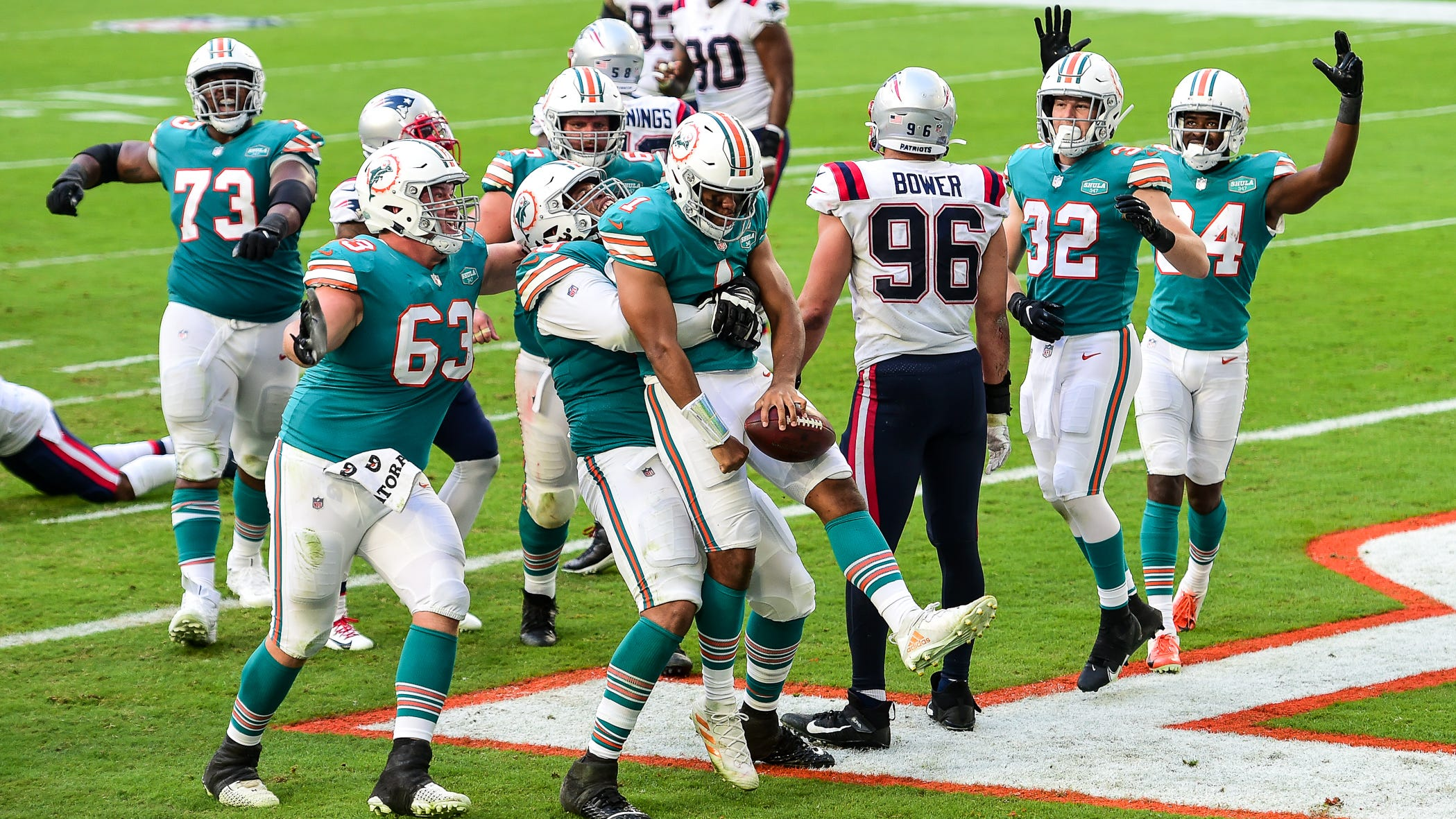 Miami Dolphins and Tua Tagovailoa: The Tape Don't Lie vs. Pats