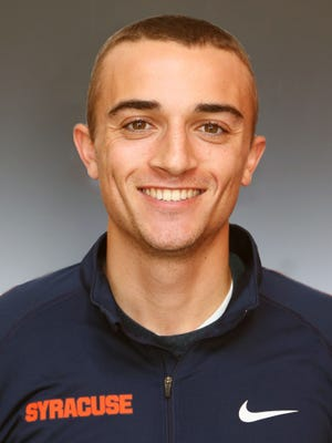 Wachusett Regional graduate Colin Bennie finished fifth at Sunday's Falmouth Road Race.