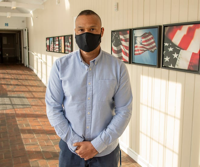 Anthony Jones is a first responder counselor at Recovery Centers of America.