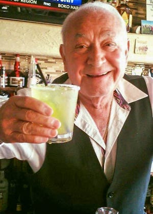 Gustavo Alfaro, owner of Las Brisas Restaurant in Apple Valley, in an undated photo.
