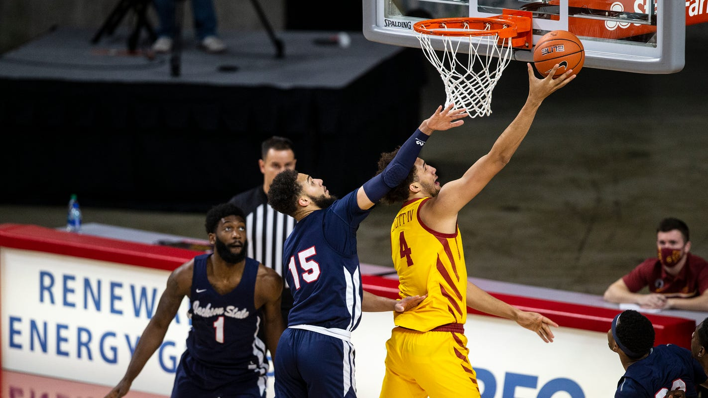 Summer Olympics basketball: Iowa State's George Conditt will help Puerto Rico's qualifying effort