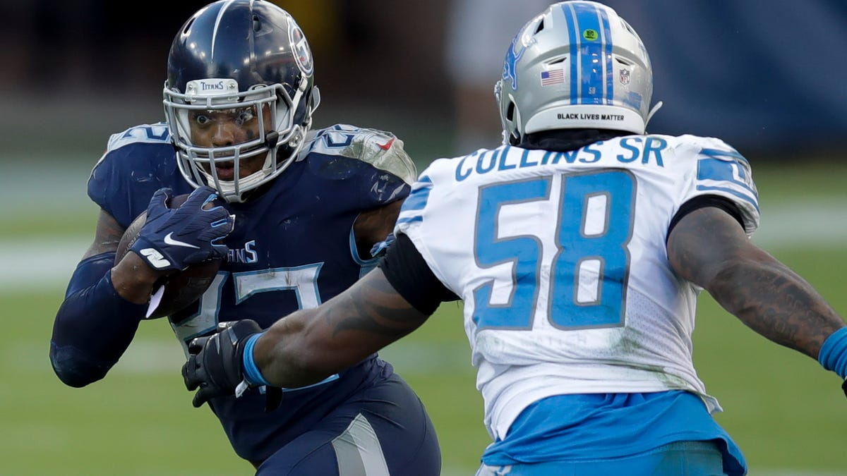 Lions defensive coordinator excited to work with Collins; Goff drawing early rave reviews 1