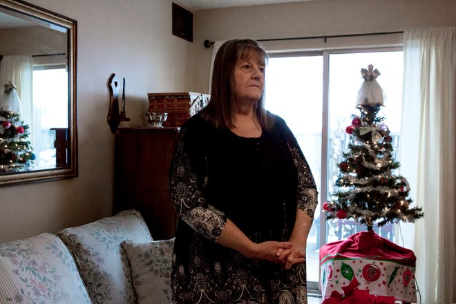 Janet Varrasso lost her mom, Betty Wilson to COVID-19 on December 3. One of the hardest things for Janet was not being able to see her mom in person, who lived in a nursing home, or hug her before she died.