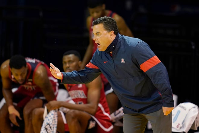 Sean Miller's Arizona basketball team is 6-1 on the season after beating Montana.