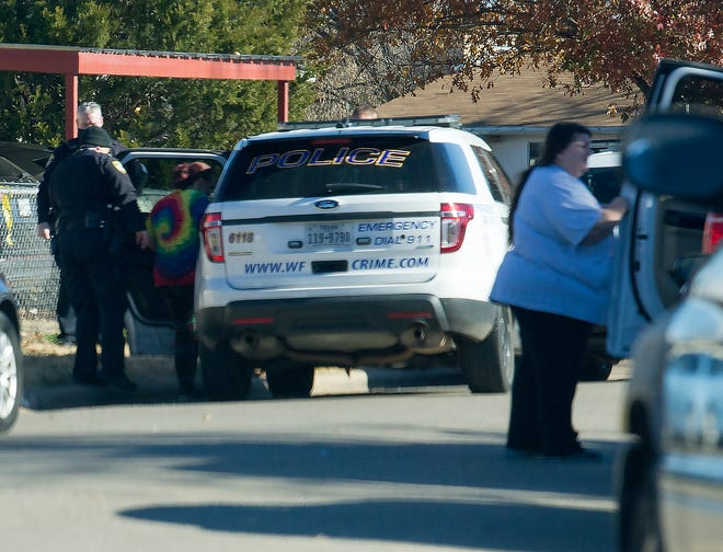 Wichita Falls Police investigated a toddler death Sunday morning on Longview Street