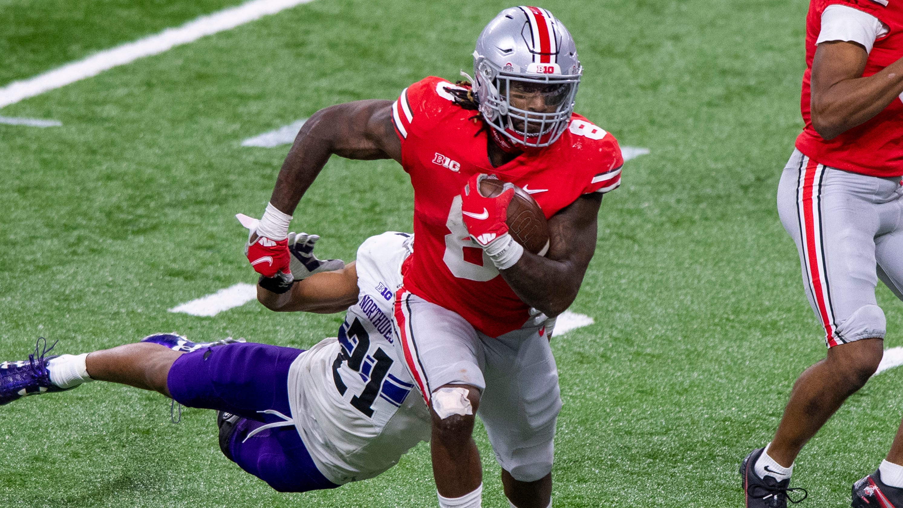College football Week 16 winners and losers: Ohio State survives, Oklahoma wins Big 12 again