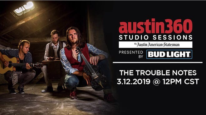 Austin360 Studio Sessions Episode: 51 The Trouble Notes