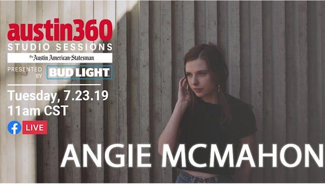 Austin360 Studio Sessions Episode 55 - Angie McMahon