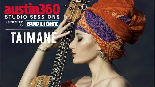 Austin360 Studio Sessions Episode 52: Taimane