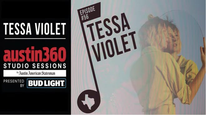 Austin360 Studio Sessions Episode 56: Tessa Violet