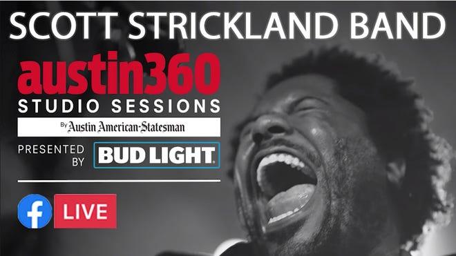 Austin360 Studio Sessions Episode 54 - Scott Strickland Band