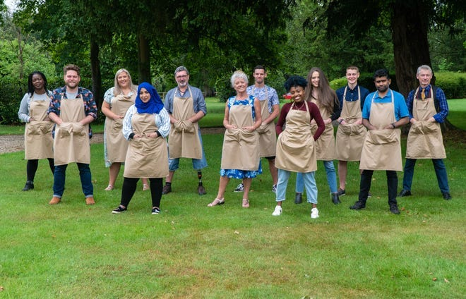 """""""The Great British Baking Show"""" returned in 2020 with a season recorded during the coronavirus pandemic. Contestants lived in a bubble while competing."""