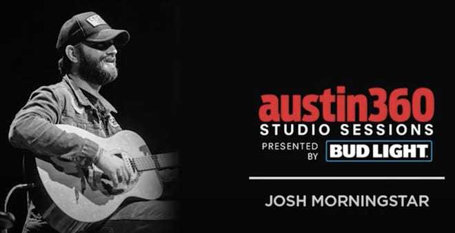 Austin360 Studio Sessions Episode 49 Josh Morningstar