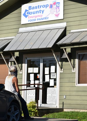 The Bastrop County Emergency Food Pantry is located at 806 Fayette St. in Bastrop. The pantry is one of several Bastrop County nonprofits to receive grant funding this month from St. David's Foundation.