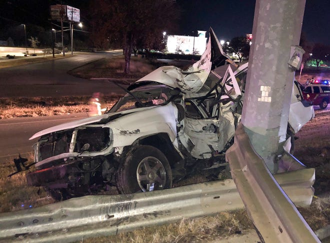 San Marcos police on Monday identified the driver who was killed following a crash on Interstate 35 over the weekend.