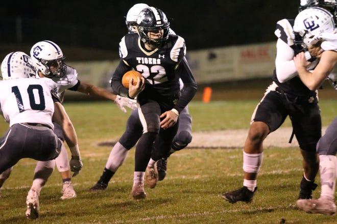 Commerce freshman Sammy Brown ran for 1,368 yards in 2020