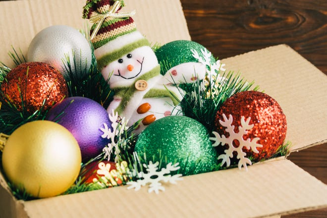 The time will eventually come when the holiday decor must be repacked and put away. But with proper packing and organization, decorating next year might be much easier.