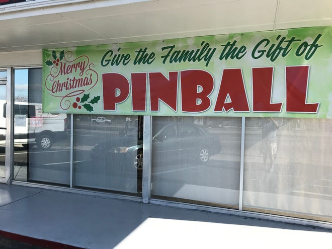 Pinball Restorations is located at 925 S. Bay Street in Eustis.