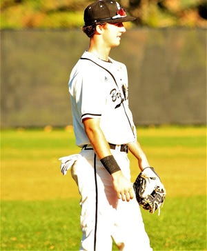 Riley Linn, a 2020 graduate of York High School, managed to play in four games this week past fall with the Bridgton Academy baseball team. Linn will enroll at SUNY-Cortland next fall to continue his academic and baseball career.