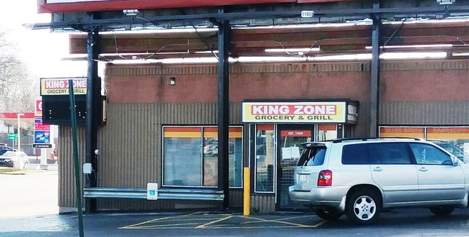 King Zone Grocery & Grill, a convenience store, is to fill the vacated retail space at 2411 N. Knoxville Ave. in Peoria.
