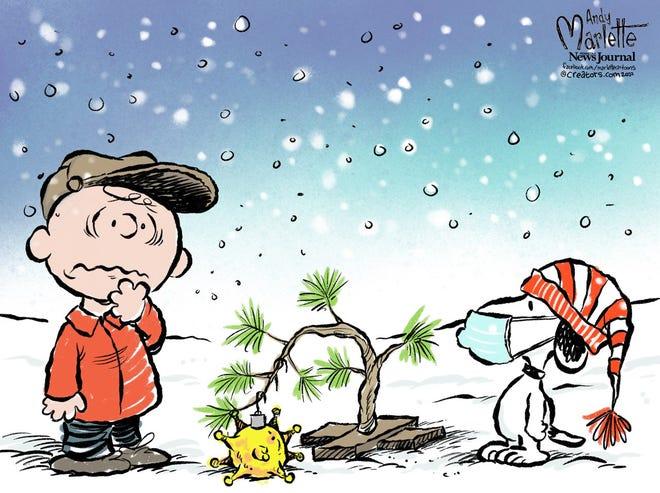 Today's editorial cartoon (Dec. 22, 2020)