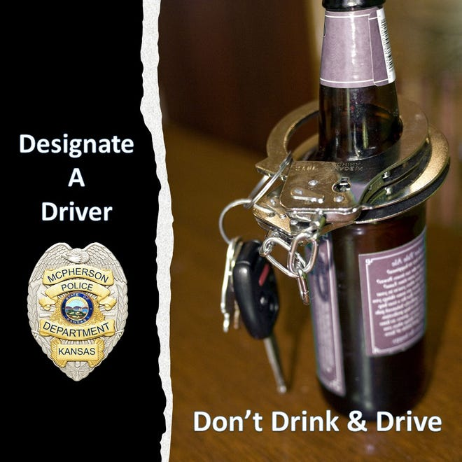 As the new year approaches, we hope everyone has a safe and happy holiday season, by not driving under the influence of alcohol or drugs.