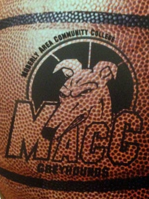 MACC Basketball logo