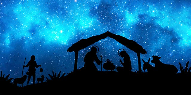 However you celebrate Christmas this year, remember God's gift to you. Jesus, says Rev. R.A. Mathews.