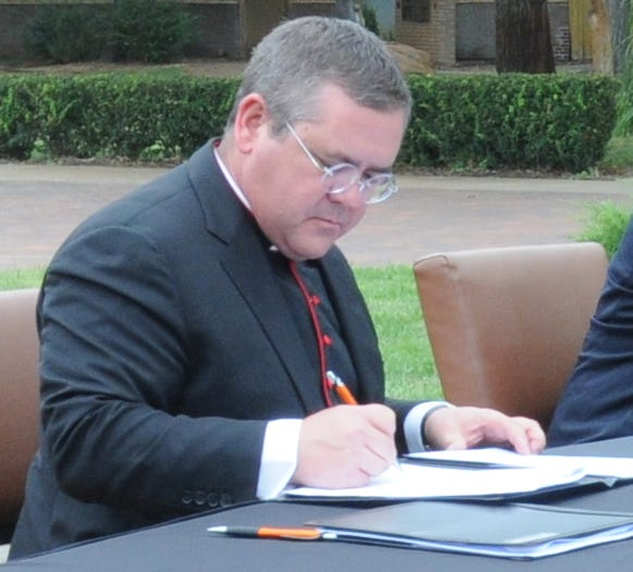 Father Bobby Smith is the former president and dean of Saint Francis Ministries. He left the organization in 2020 after a whistleblower complaint contended mismanagement of funds.