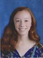 Mari Pritulasky, a senior at The Epiphany School of Global Studies, has become a Gold Award Girl Scout. [CONTRIBUTED PHOTO]
