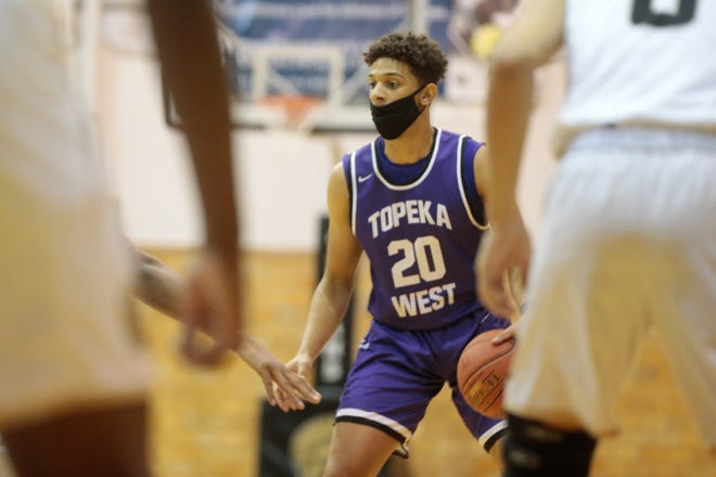 Topeka West senior Trevion Alexander is this week's city athlete of the week after averaging 29 points per game in two Charger wins last week.